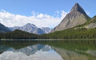 National Parks Road Trip, Glacier National Park, Many Glacier