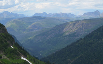 National Parks Road Trip, Glacier National Park